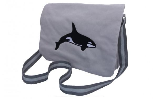 """Umhängetasche """"Orca"""" groß"""