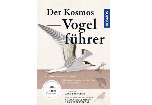 Der Kosmos Vogelführer - 900 Arten