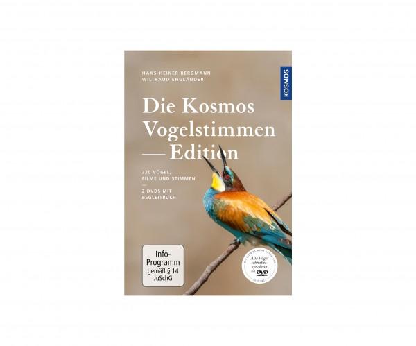 Die Kosmos-Vogelstimmen-Edition - 220 Vögel