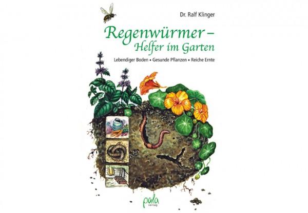 Regenwürmer – Helfer im Garten