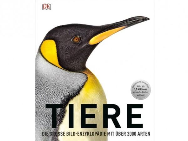 Tiere - Die große Bild-Enzyklopädie mit über 2.000 Arten