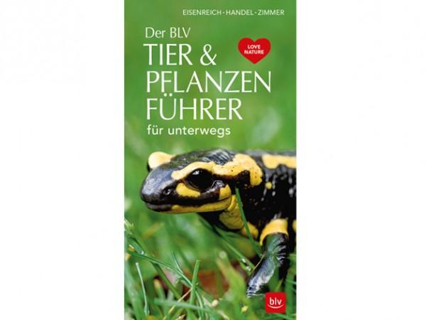Der BLV Tier & Pflanzenführer für unterwegs