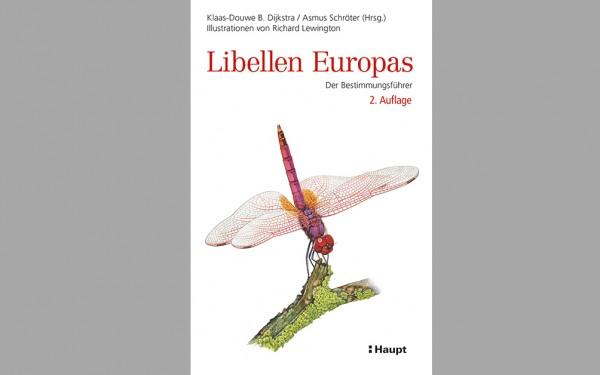 Libellen Europas - Der Bestimmungsführer