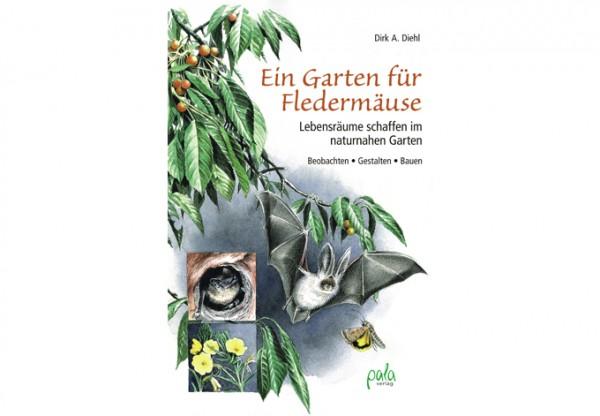 Ein Garten für Fledermäuse