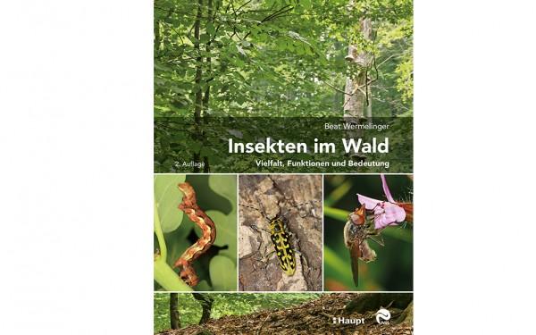 Insekten im Wald - Vielfalt, Funktionen und Bedeutung