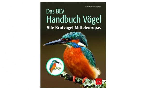 Das BLV Handbuch Vögel - Alle Brutvögel Mitteleuropas