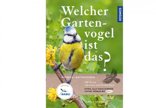 Welcher Gartenvogel ist das? - 100 Arten erkennen