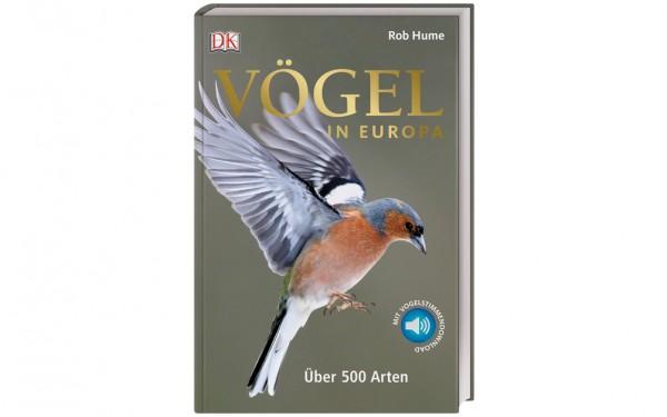 Vögel in Europa - Über 500 Arten