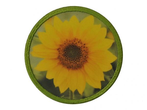 """Aufnäher """"Sonnenblume"""""""