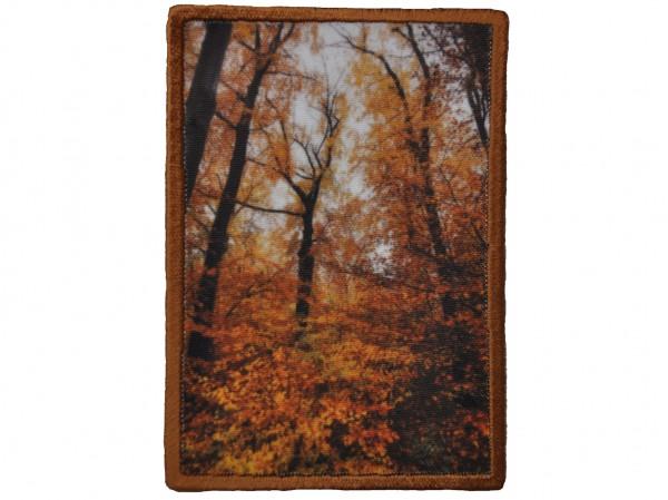 """Aufnäher """"Herbstwald"""""""