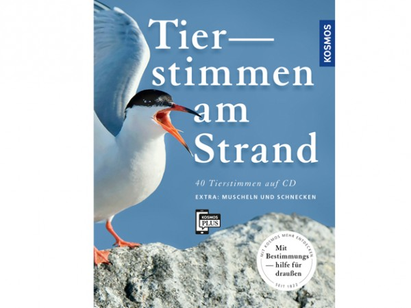 Tierstimmen am Strand (CD+Leporello)