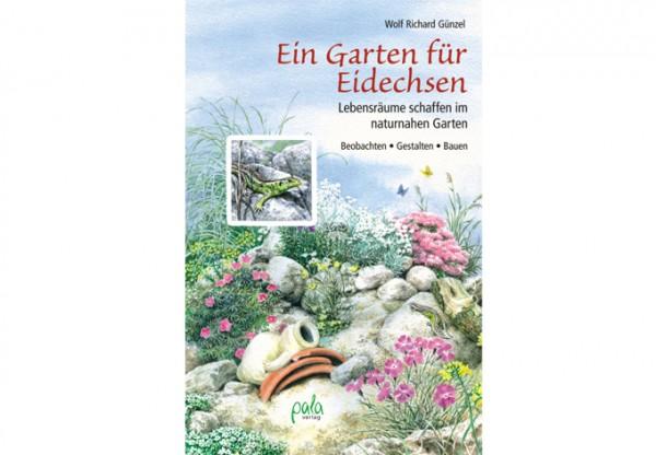 Ein Garten für Eidechsen - Lebensräume schaffen